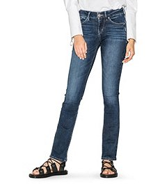 6392543c Silver® Jeans Co. Women's Avery Slim High Rise Boot Cut Jeans ...