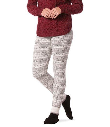 4c2a569517b65 WindRiver Women's Sweater Knit Leggings