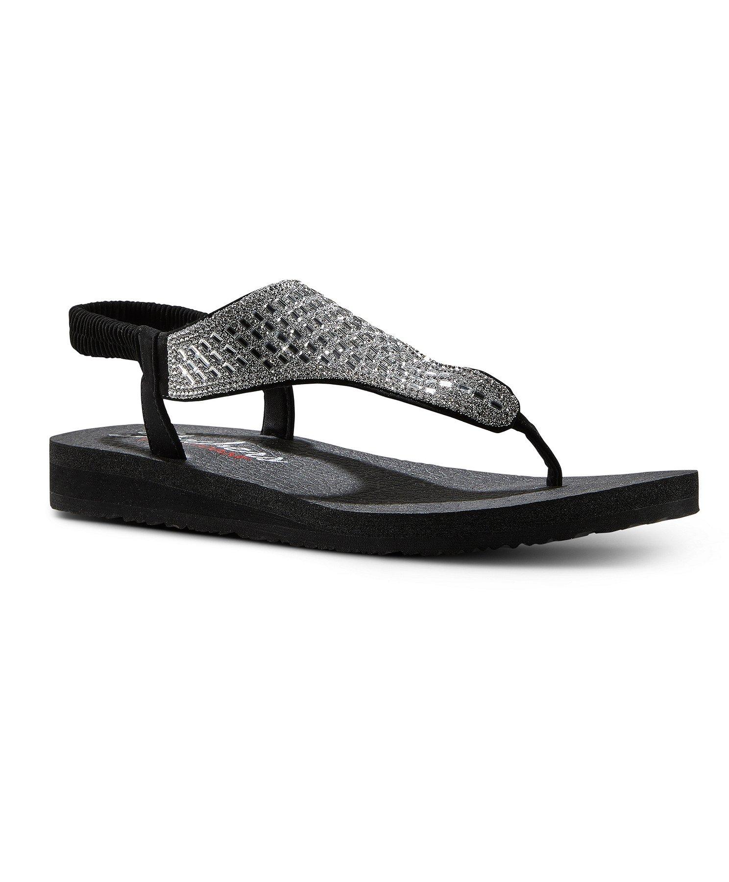 Sandales escarpins de yoga pour femmes, Meditation