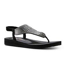 73ea4fb67 Skechers Women s Meditation Sling Back Yoga Sandals ...