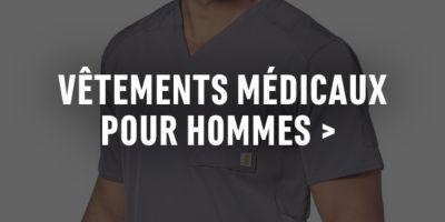 Vêtements Médicaux pour hommes