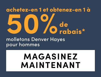 Denver Hayes Fleece - Bogo 50%
