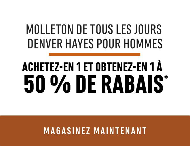 Men's Denver Hayes Fleece - Bogo 50%*