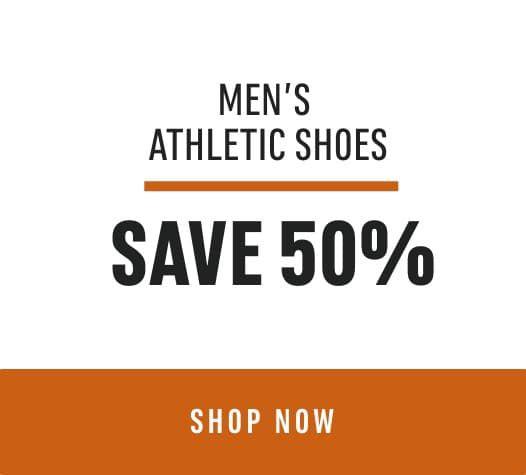 Door Crasher Men's Athletic Shoes: Save 50%