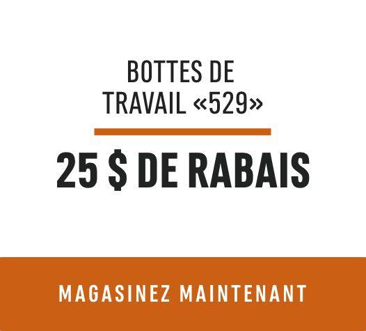 Dakota '529' Work Boots: Save $25