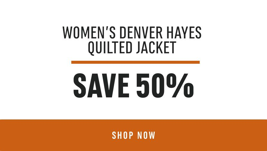 Women's DH Quilted Jacket - Save 50%