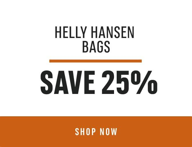 Helly Hansen Bags- Save 25%