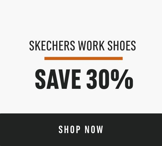 Skechers Work Shoes: Save 40%