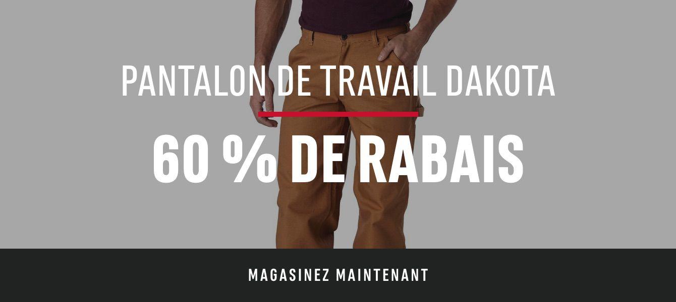 Dakota Work Pants: Save 60%