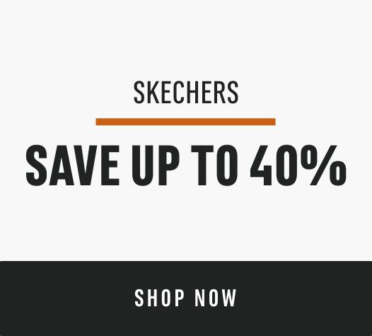 Skechers: Save up to 40%