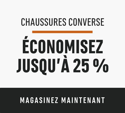 Converse: Save up to 25%