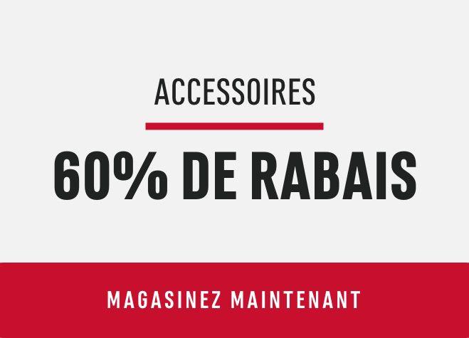 Accessories : Save 60%