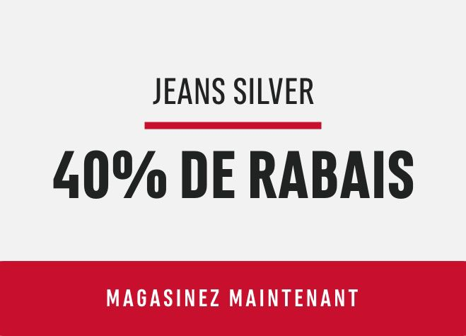 Silver Jeans: Save Over 40%