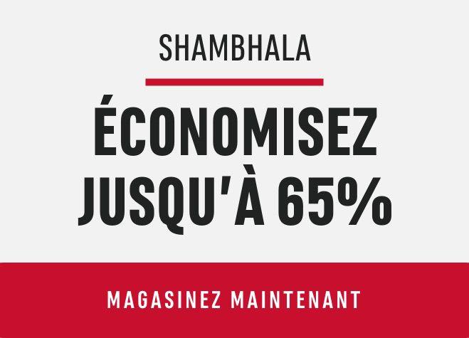 Shambhala: Save Up To 65%