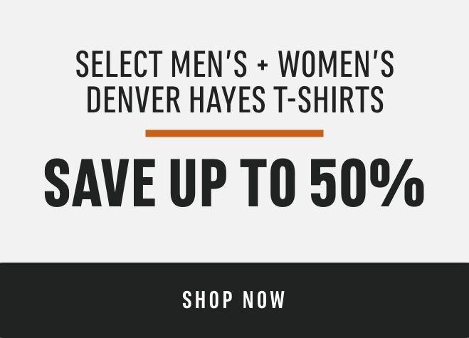 Denver Hayes T-Shirts: Save up to 50%