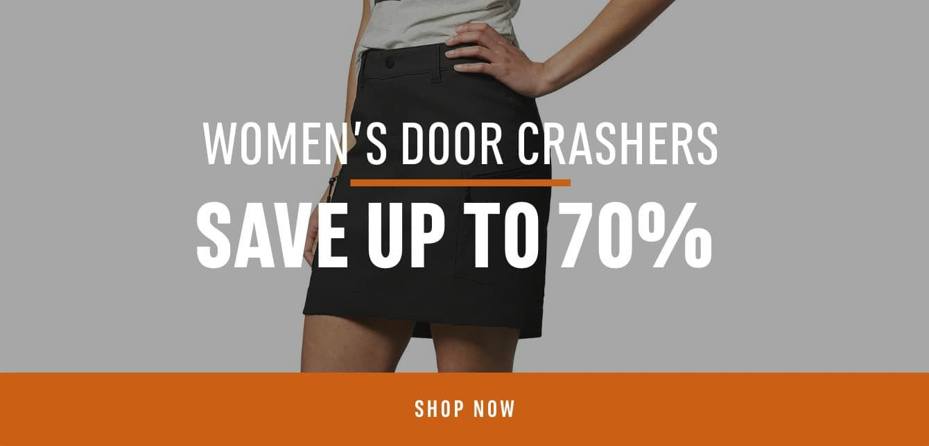 Women's Doorcrashers: Save up to 70%