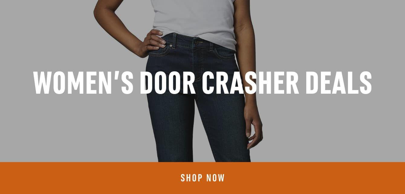 Women's Door Crasher Deals