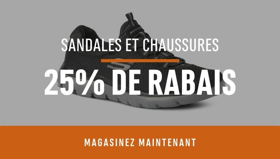 Shoes & Sandals- Save 25%