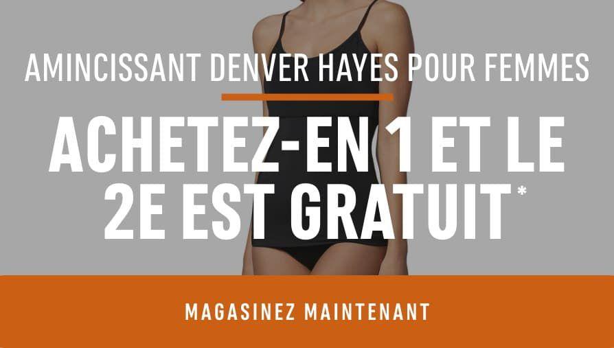 Women's Denver Hayes Shapewear: BOGO FREE