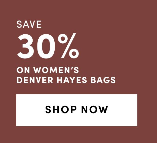 Women's Denver Hayes Bags: Save 30%