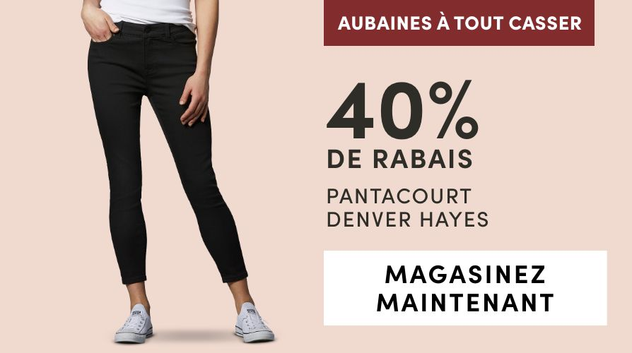 DOOR CRASHER: Denver Hayes Cropped Jeans: Save 40%