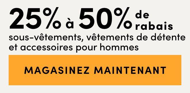 Underwear, Lounge wear & accessories - Save 25%- 50%
