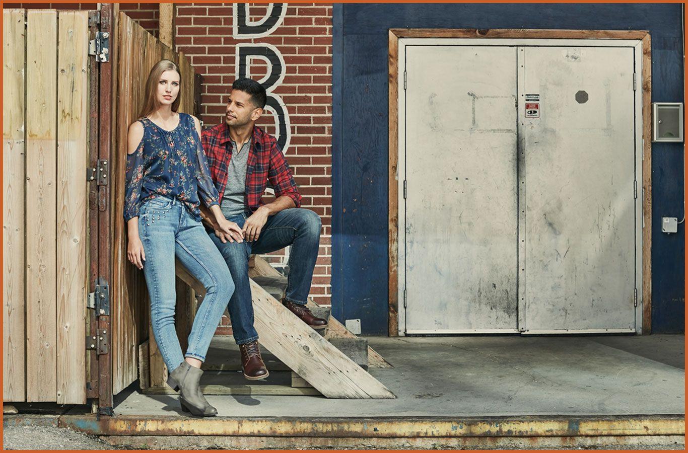 Denver Hayes Jeans - Shop Now
